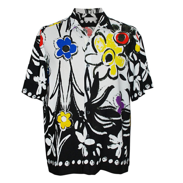 Men's Retro Shirt - Shadow Garden - jamsworld.com