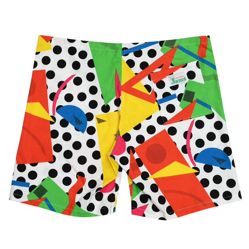 Men's Original Jams Short - Polka Geo - jamsworld.com