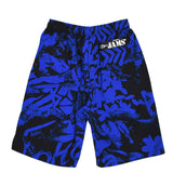 Men's Nylon Super Jams - Aloha Blue - jamsworld.com