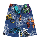 Men's Nylon Super Jams - Motorcycle Navy - jamsworld.com