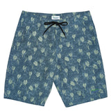 Men's Classic Boardshorts - Taro Leaves Green - jamsworld.com