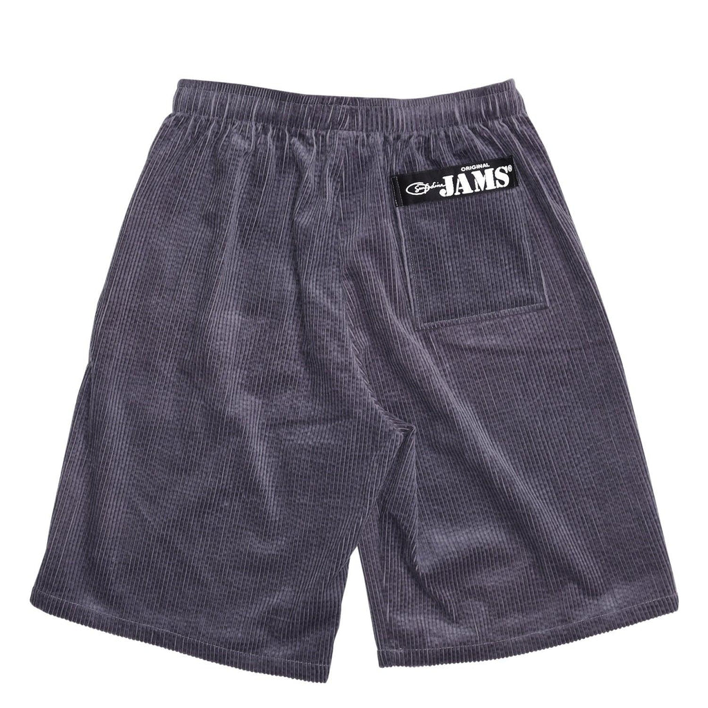 Solid Men's Super Jams - Charcoal - jamsworld.com