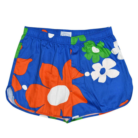 Cheeter Shorts - Tradewinds Blue