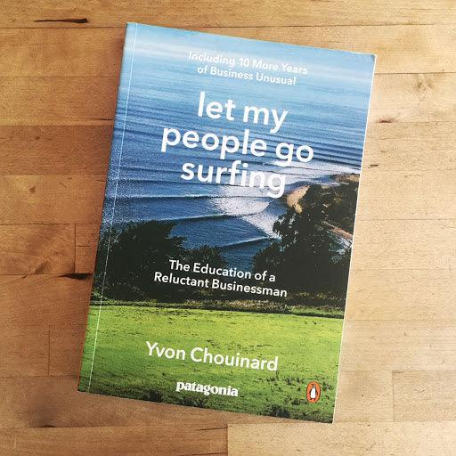 Book - Let My People Go Surfing
