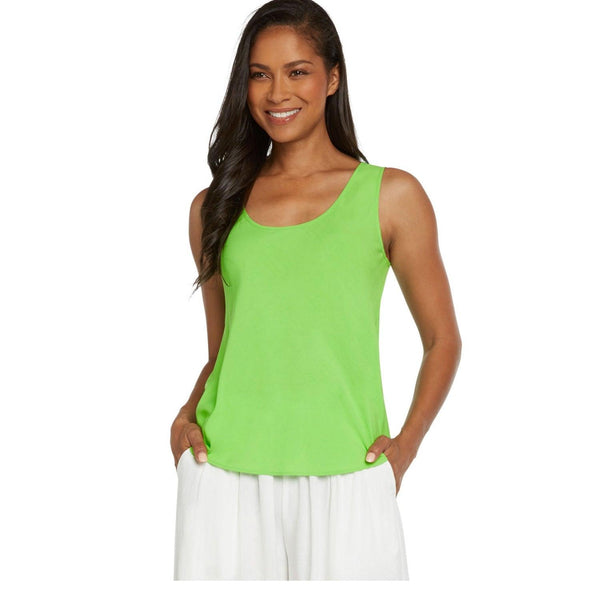 Solid Tank Top - Wasabi - jamsworld.com