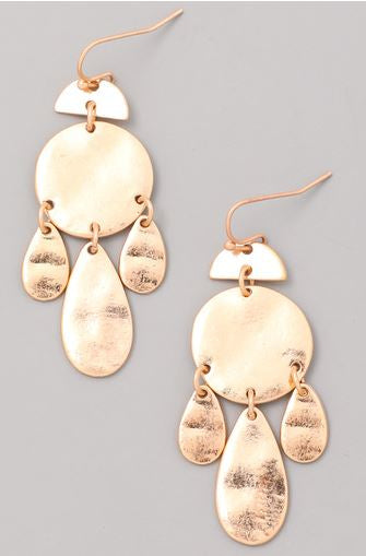 DANGLE LOVE EARRINGS