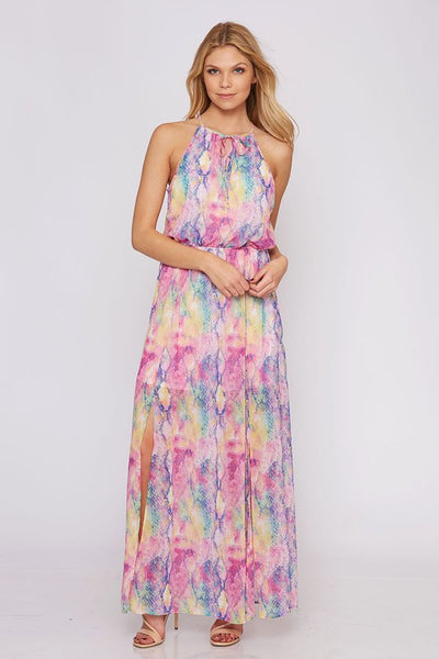 SHADES OF SUNSET MAXI