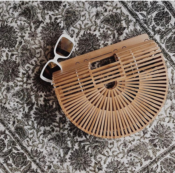 POSITANO WOOD BAG