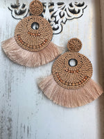 JASMINE STATEMENT EARRINGS