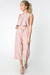 BE MINE MAUVE STRIPE PANT