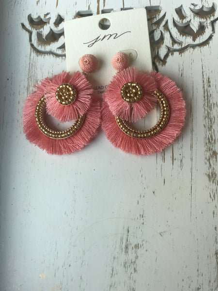 MELLISSA STATEMENT EARRINGS