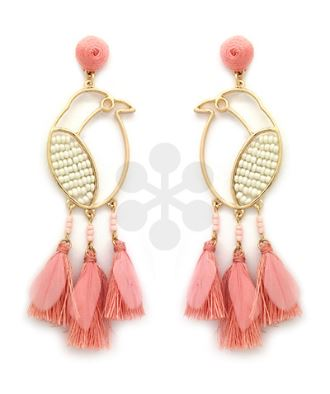 IBIZZA STATEMENT EARRINGS