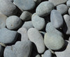 Image of Black Mexican Beach Pebble 2-3""