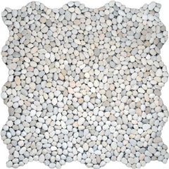 Mini Ivory Pebble Tile