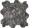 Image of Mosaic Black Tile