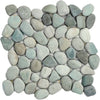 Image of Natural Green Pebble Tile