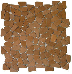 Mosaic Terracotta Tile