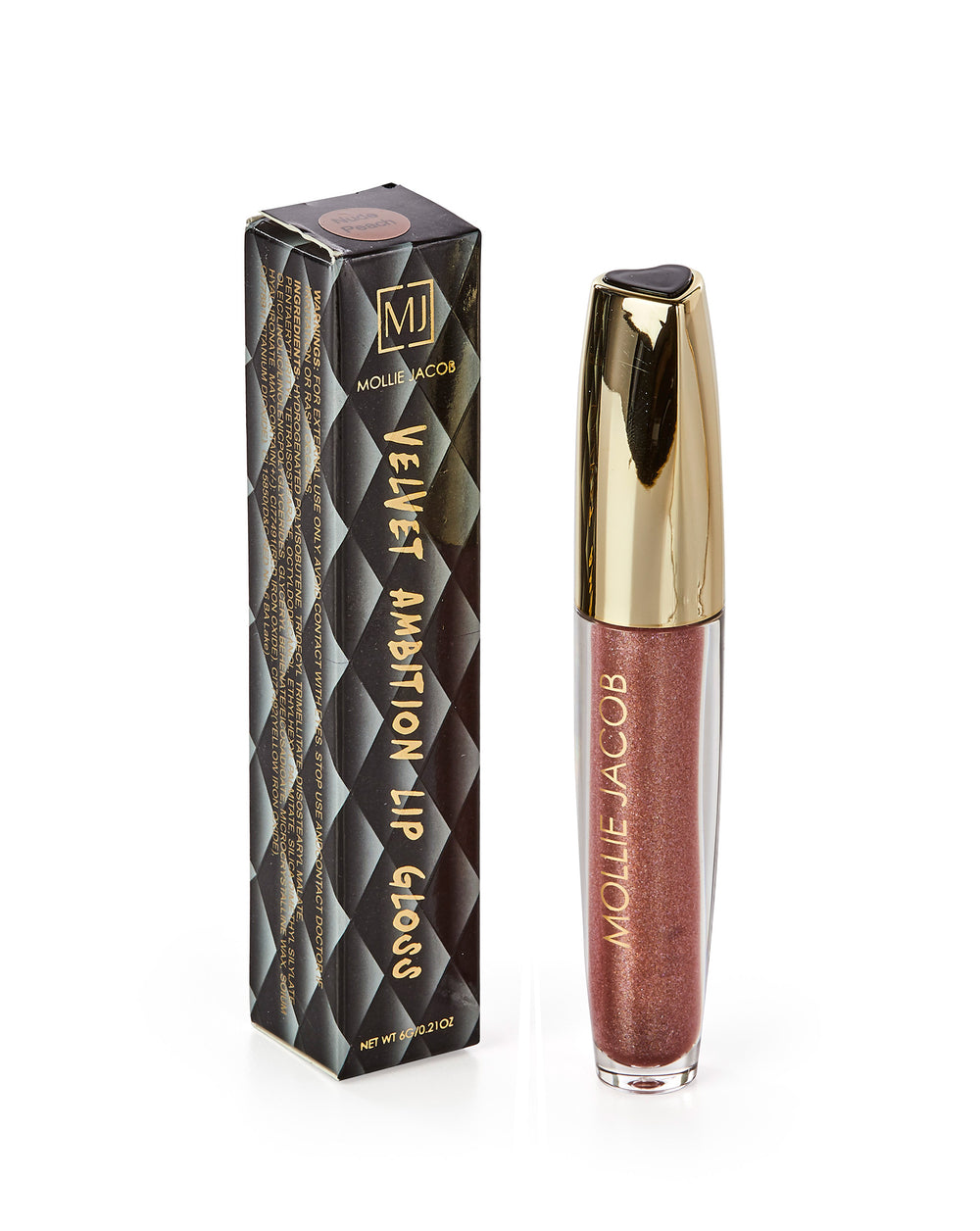 Velvet Ambition Lip Gloss