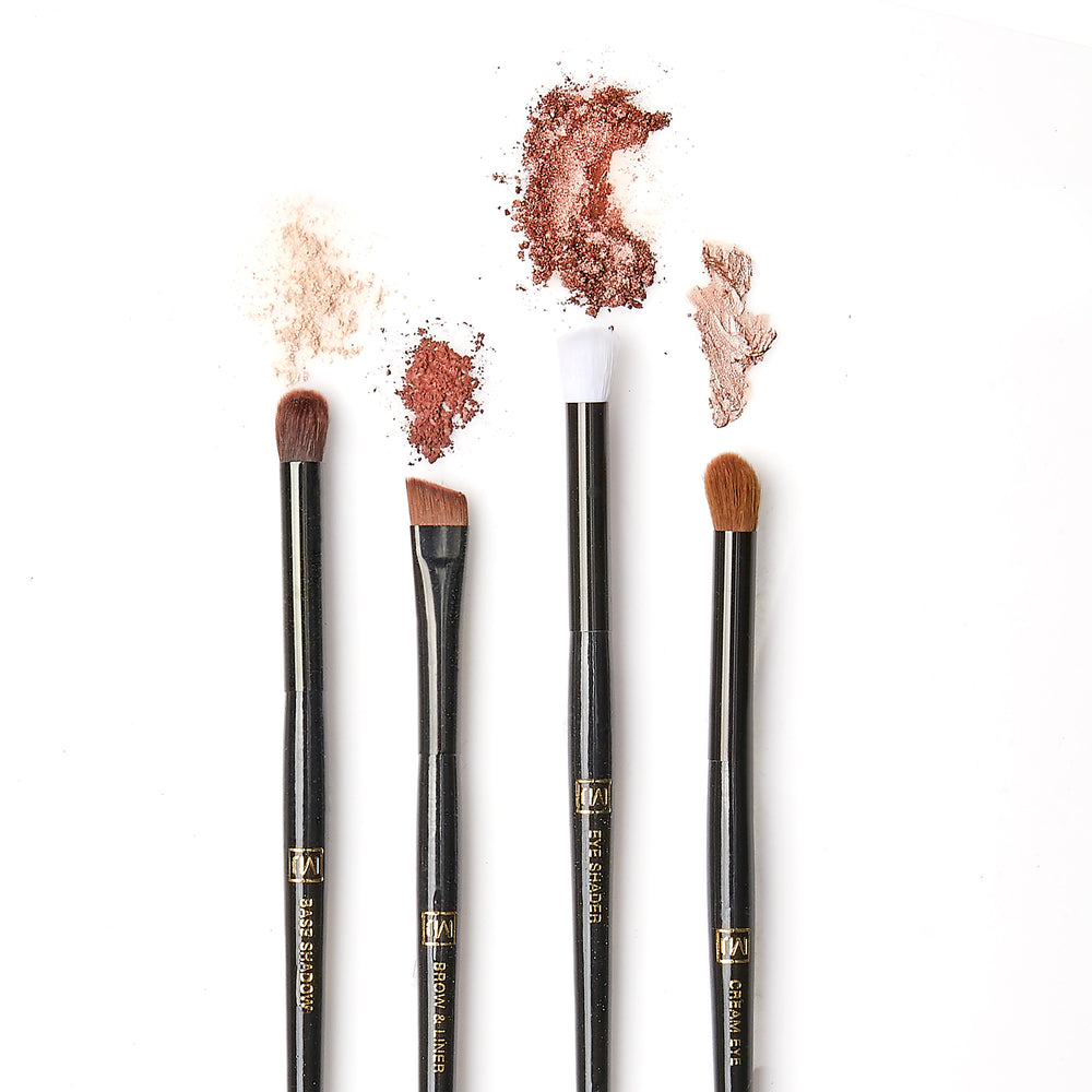 All Eyes On Me 4-piece Eye Brush Set