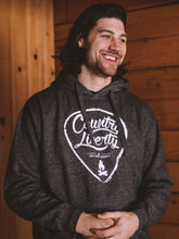 Heather Charcoal Unisex Hoodie