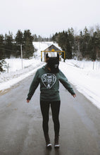Heather Forest Unisex Hoodie