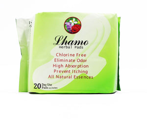 Lhamo Herbal Day Pads