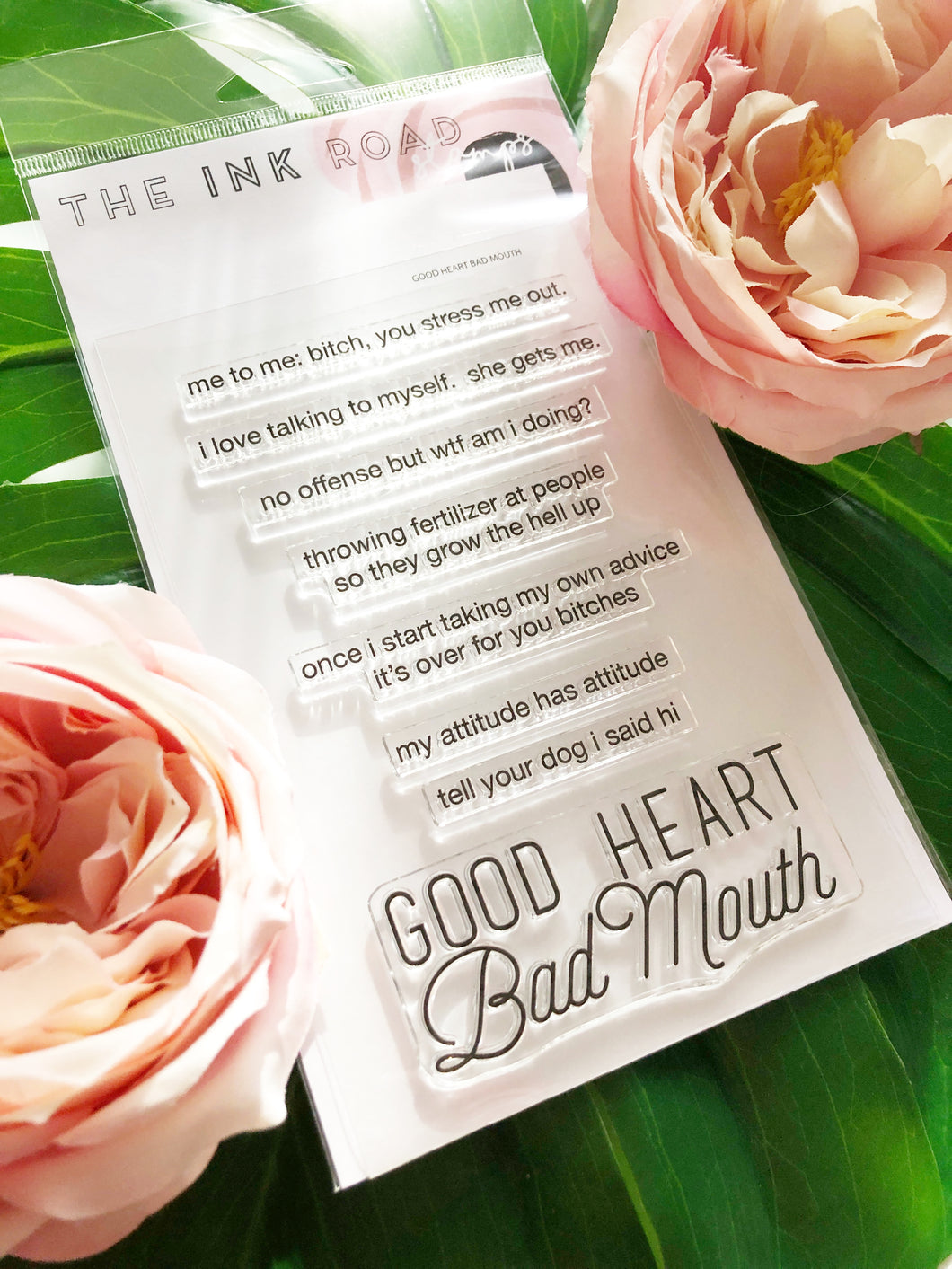 Good Heart, Bad Mouth