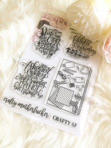 Crafty Quotes - PREORDER