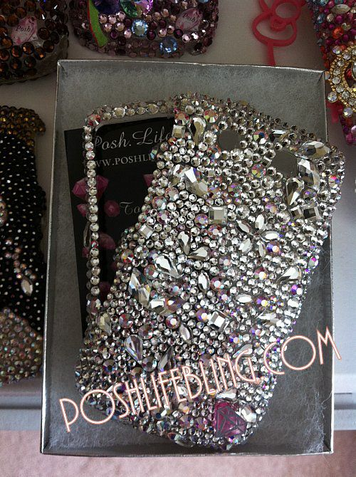 Crystal Couture Cell Phone Case