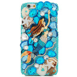 Queen of the Ocean Crystal Phone Case