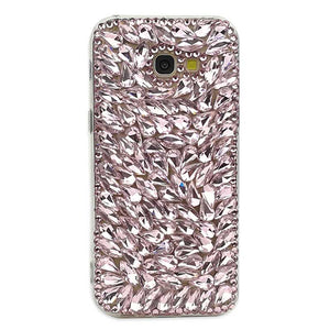 Icy Baby Crystal Phone Case (pink)
