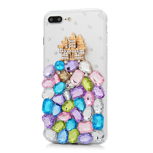 Queen Bee Crystal Phone Case