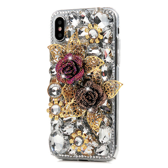 Trendsetter Crystal Cell Phone Case