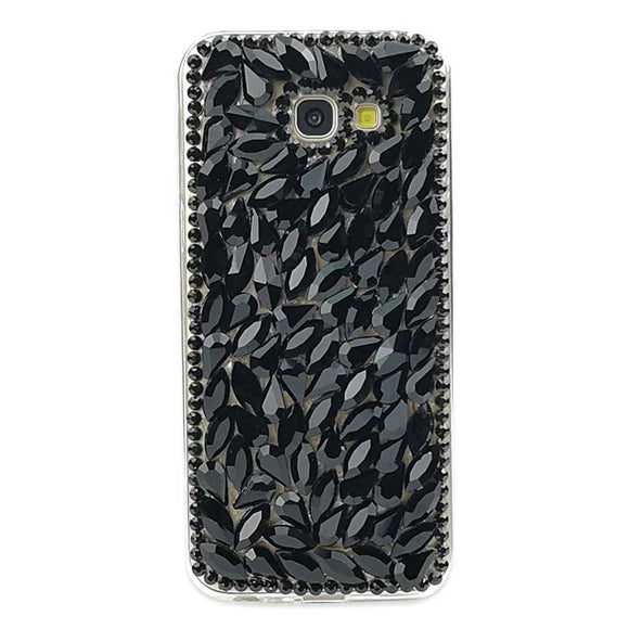 Icy Baby Crystal Phone Case (black)