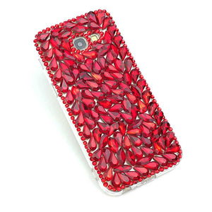 Icy Baby Crystal Phone Case (red)