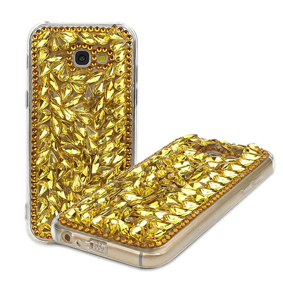 Icy Baby Crystal Phone Case (gold)