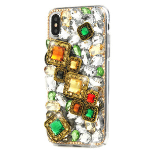 Luxurious Crystal Cell Phone Case