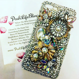 Elitist Crystal Phone Case