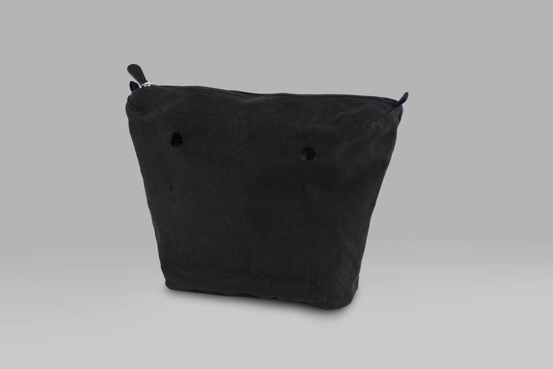 Black Canvas Inner Bag