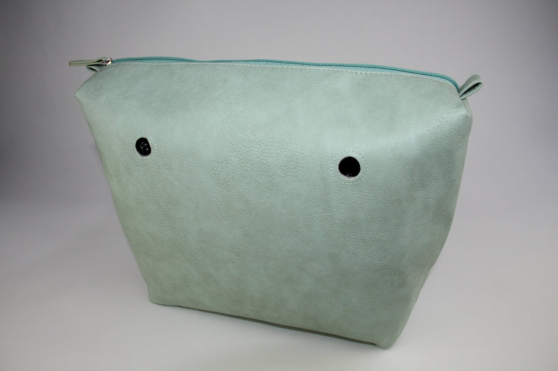 Textured Seafoam Inner Bag