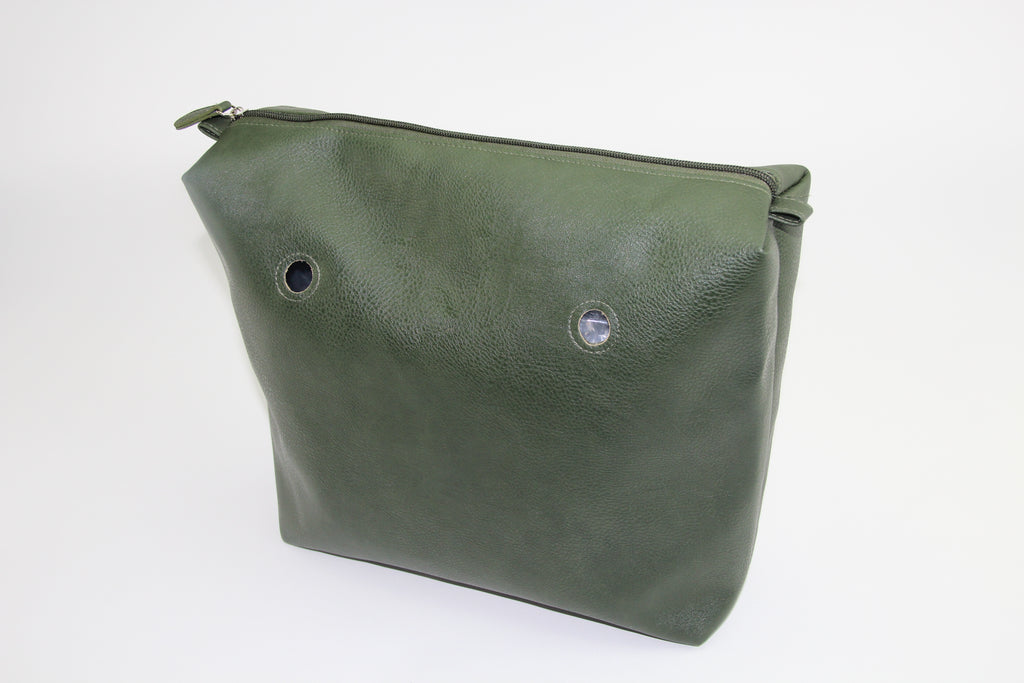 Textured Deep Forest Inner Bag