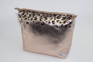 Painted True Leopard Inner Bag
