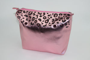 Painted Cheetah Woman Inner Bag