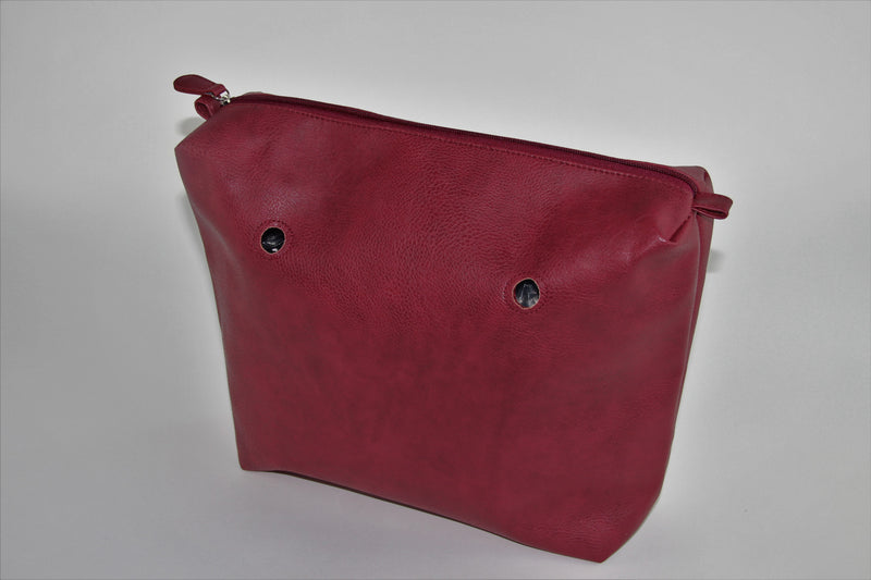 Textured Maroon Inner Bag