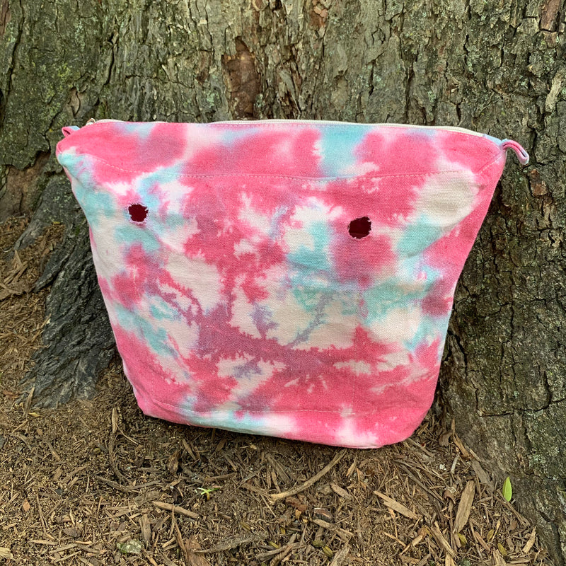 Popsicle Crush Tie-Dye Canvas Inner Bag