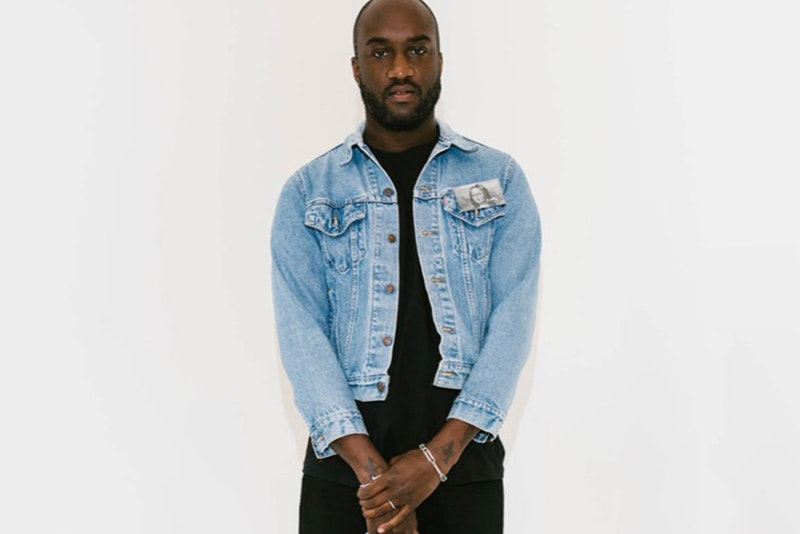 Virgil Abloh's debut Louis Vuitton show by Artie McFly