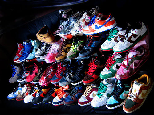 What Makes a Sneakerhead? by Artie McFly