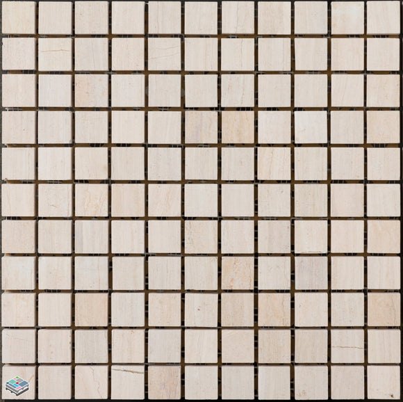 Vein Cut Serpeggiante Osso Tile 12X12