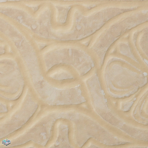 Saturnia Walnut Deco Tile 8X16