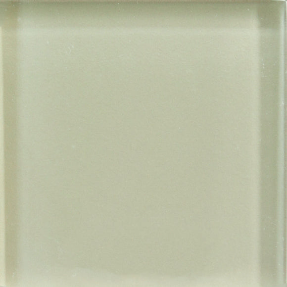 Green Glass Listello 3x6 Subway Tile